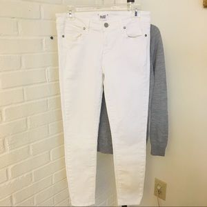 PAIGE Denim Jeans|White Sz 28 Verdugo Ankle